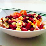 Salade de légumineuses mexicaine